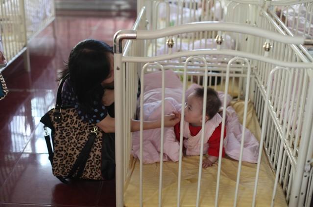 华一慈善公益行-深圳儿童福利院(图4)