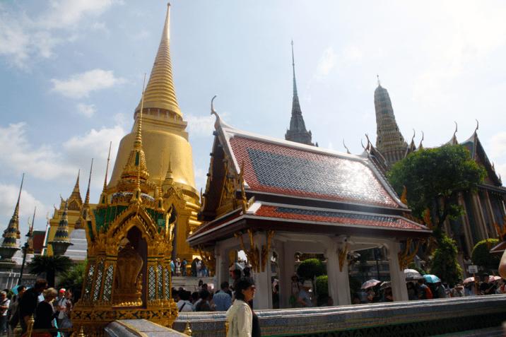 第十三期天玑 不丹、泰国之行(图1)