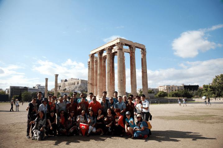 第十五期天玑希腊、埃及游学之旅