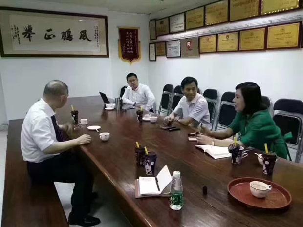 肖旭东老师为股东解答股权激励问题
