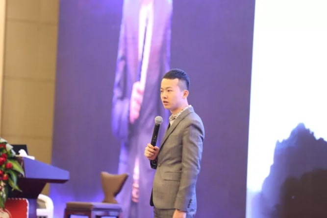 周宇林老师讲课风采