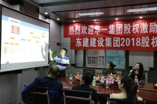 东建集团股权激励落地图2