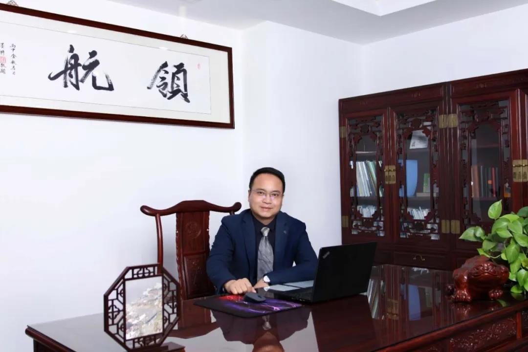 他的事业联系着中国工业环保的过去,现在与未来